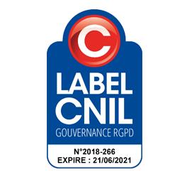 Le SIB obtient le label CNIL Gouvernance RGPD