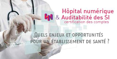 Journée d'information et d'échanges Hôpital numérique et Auditabilité des SI