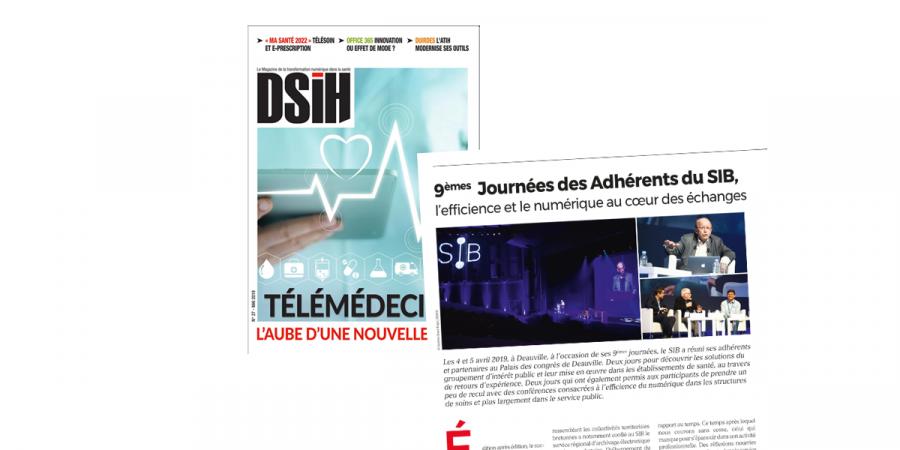 DSIH – L'efficience et le numérique au cœur des échanges