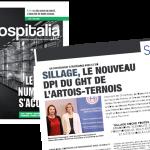 Hospitalia - Sillage, le nouveau DPI du GHT de l'Artois-Ternois