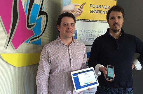 Rennes Atalante Infos – Le SIB lance deux services mobiles pour les médecins et les patients
