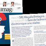 Archimag - Megalis Bretagne vers une administration électronique