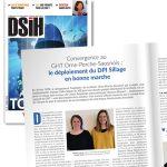 DSIH - Convergence au GHT Orne-Perche-Saosnois : le déploiement du DPI Sillage en bonne marche