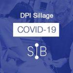 Le DPI Sillage intègre un outil d'aide à la prise en charge des patients atteints ou suspectés du Covid-19