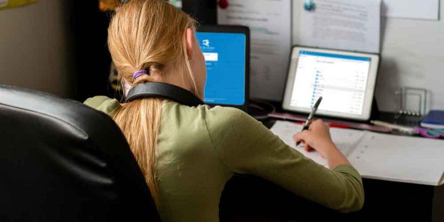 La collaboration pédagogique numérique décolle dans les 6 premiers collèges équipés par le SIB pour le Département d'Ille-et –Vilaine
