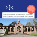 le SIB aux journées de l'information médicale et du contrôle de gestion et des finances en psychiatrie.