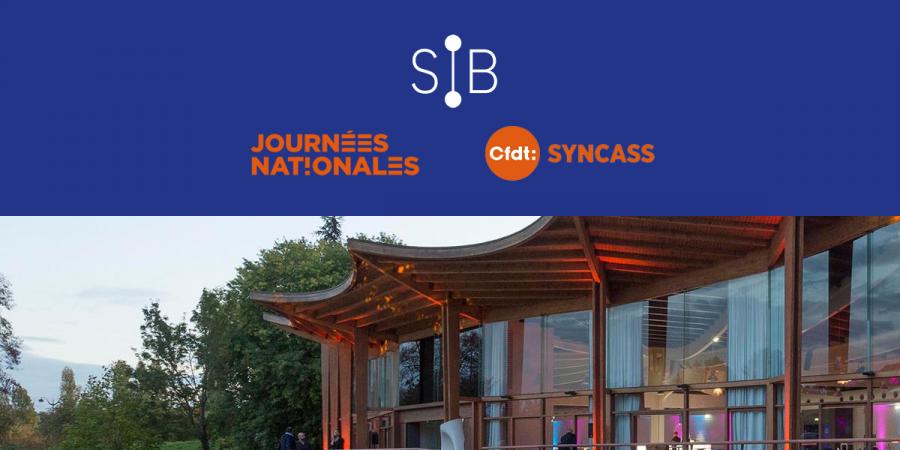 Le SIB présent au congrès SYNCASS-CFDT